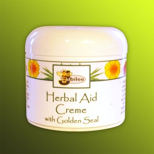 Herbal Aid Creme with Golden Seal