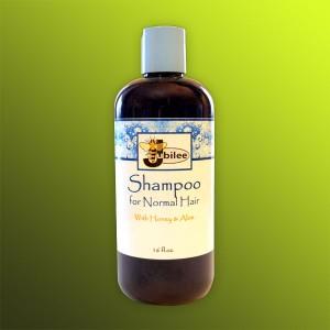Shampoo for Normal Hair with Aloe Vera Gel & Honey