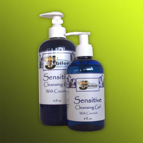 Sensitive-Cleansing-Gel