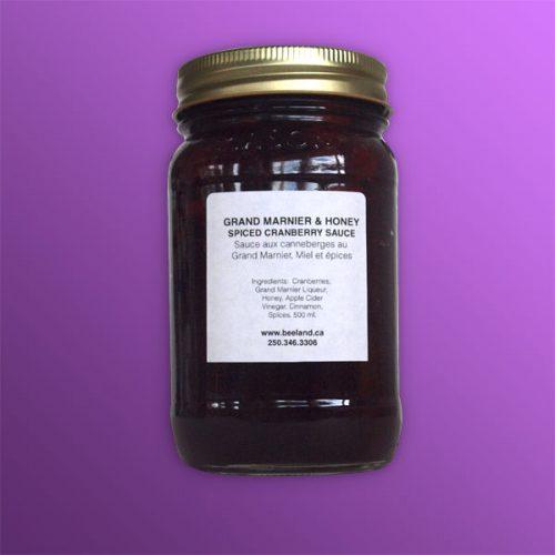 Spiced-Cran-Gran-Marnier-Honey
