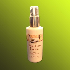 Rose Less Lotion with Buckthorn